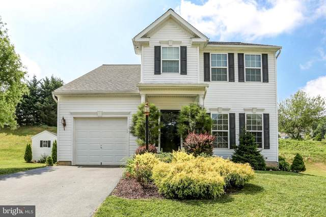 1040 Nugent Way, YORK, PA 17402 (#PAYK138932) :: The Heather Neidlinger Team With Berkshire Hathaway HomeServices Homesale Realty