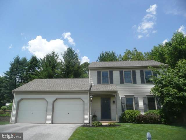 39 Henry Court, LANCASTER, PA 17601 (#PALA164242) :: Iron Valley Real Estate