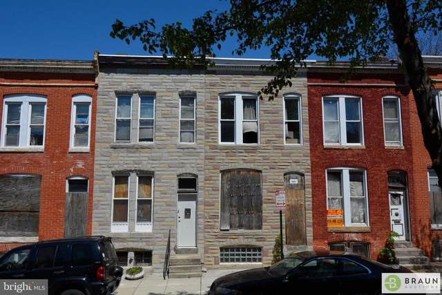 2126 W Fairmount Avenue, BALTIMORE, MD 21223 (#MDBA512646) :: Ultimate Selling Team