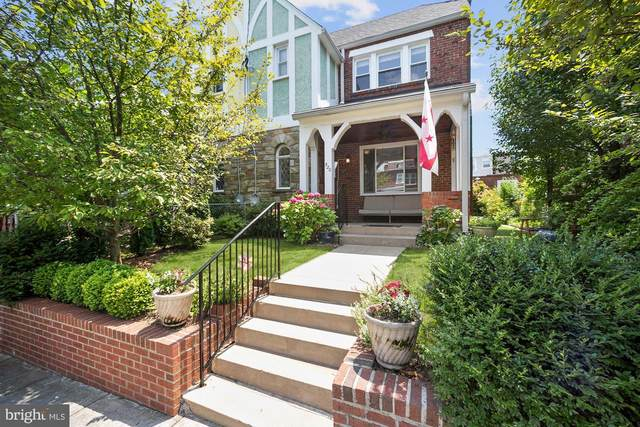 520 Oneida Place NW, WASHINGTON, DC 20011 (#DCDC471764) :: Colgan Real Estate