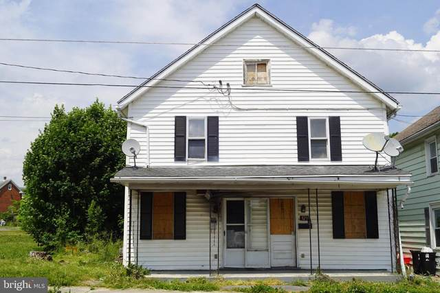 329 & 331 West Fourth, WAYNESBORO, PA 17268 (#PAFL173046) :: The Joy Daniels Real Estate Group