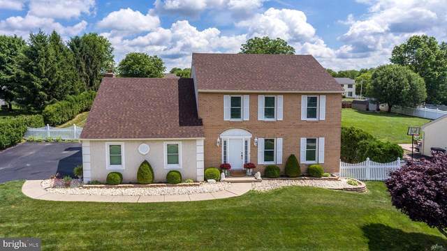 16 Shannon Way, ROYERSFORD, PA 19468 (#PAMC651270) :: ExecuHome Realty