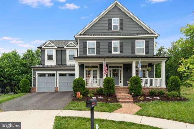 17101 Gullwing Drive, DUMFRIES, VA 22026 (#VAPW496620) :: Revol Real Estate
