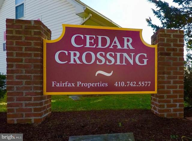 Cedar Crossing - 101 Cedar Crossing Road, SALISBURY, MD 21801 (#MDWC108374) :: ExecuHome Realty
