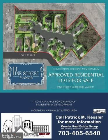 7522, 7528, 7516 & 7 Pine Street, MANASSAS, VA 20111 (#VAPW496644) :: The Licata Group/Keller Williams Realty