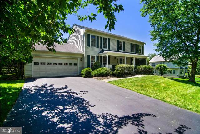 12118 Mcdonald Chapel Drive, GAITHERSBURG, MD 20878 (#MDMC710792) :: The Riffle Group of Keller Williams Select Realtors