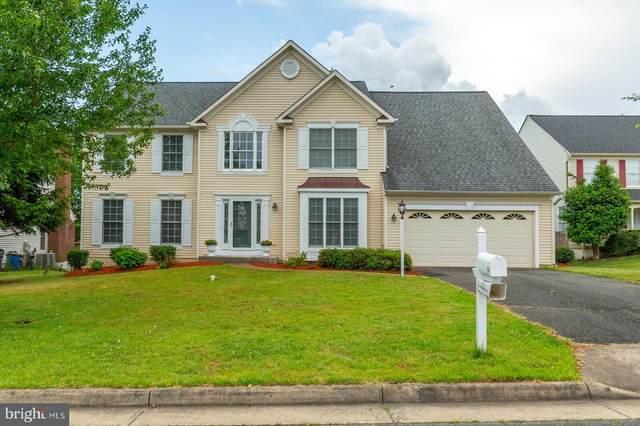 11 Nassau Court, STAFFORD, VA 22554 (#VAST222664) :: Debbie Dogrul Associates - Long and Foster Real Estate