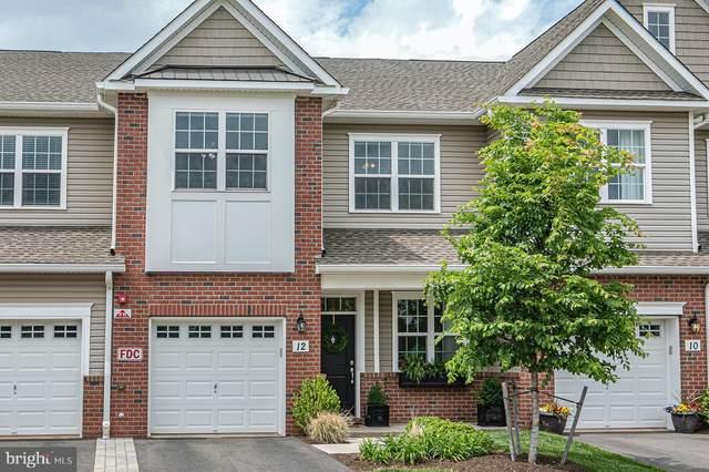 12 Old Foundry Drive, PENNINGTON, NJ 08534 (#NJME296560) :: Jason Freeby Group at Keller Williams Real Estate