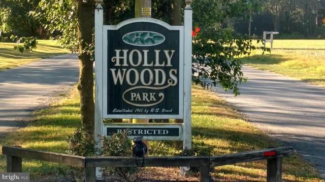 Corner Of Pine Grove & Holly Oak Drive, LAUREL, DE 19956 (#DESU162306) :: The Matt Lenza Real Estate Team