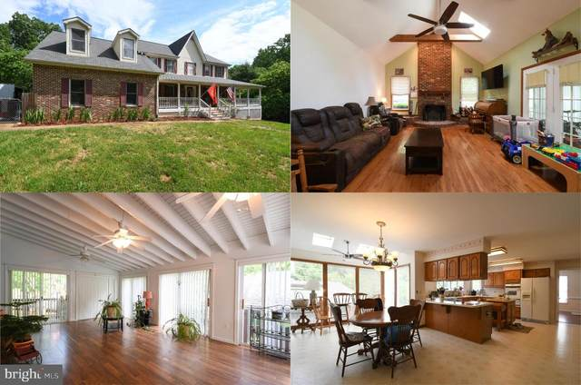 8020 Botha Road, WARRENTON, VA 20186 (#VAFQ165834) :: Jacobs & Co. Real Estate