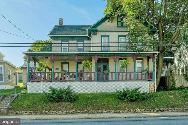 81 W Main Street, WINDSOR, PA 17366 (#PAYK139048) :: Iron Valley Real Estate