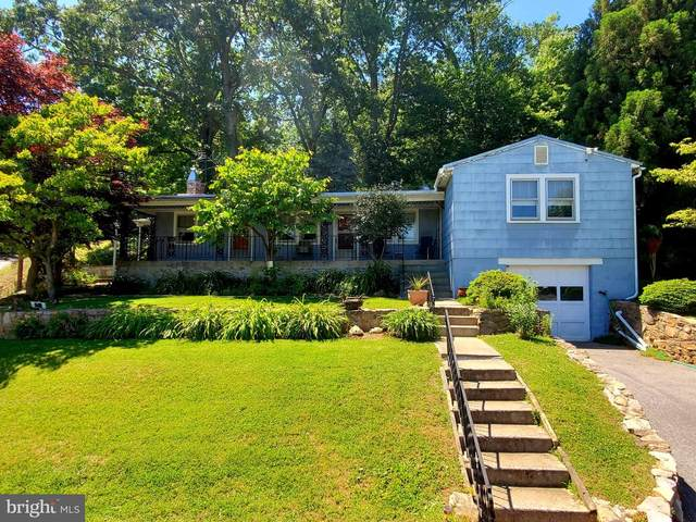 5414 Shookstown Road, FREDERICK, MD 21702 (#MDFR265404) :: Network Realty Group