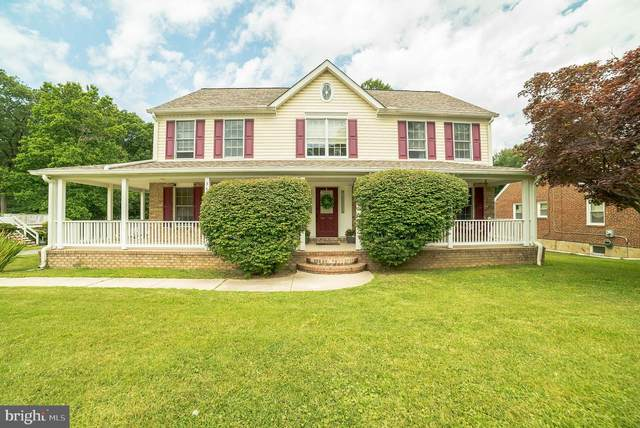 3428 Chapman Road, RANDALLSTOWN, MD 21133 (#MDBC496364) :: Bob Lucido Team of Keller Williams Integrity