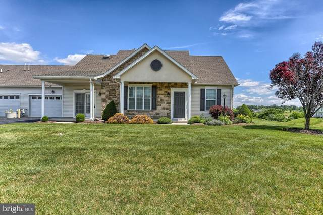195 Mineral Drive 6C, YORK, PA 17408 (#PAYK139086) :: The Joy Daniels Real Estate Group