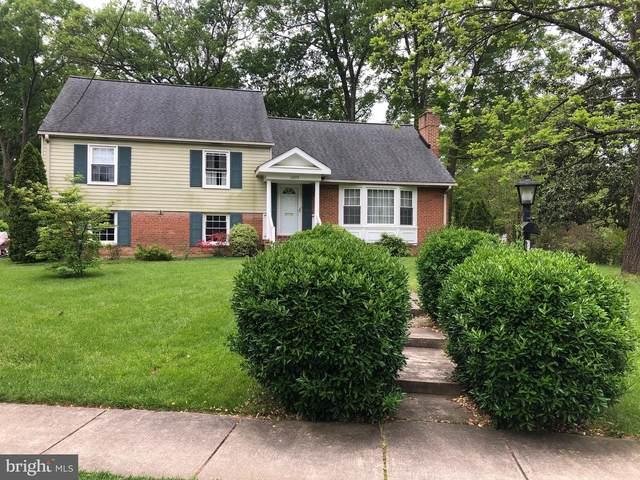 1403 Waynewood Boulevard, ALEXANDRIA, VA 22308 (#VAFX1133664) :: Jacobs & Co. Real Estate