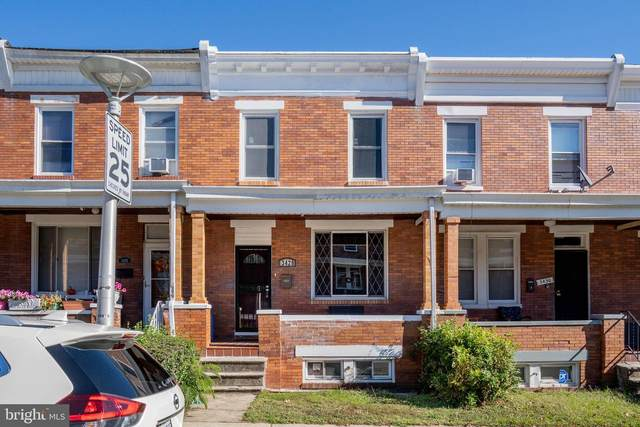 3428 Dudley Avenue, BALTIMORE, MD 21213 (#MDBA512918) :: Mortensen Team