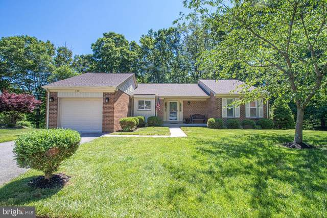 2541 W Course Drive, ANNAPOLIS, MD 21401 (#MDAA436660) :: ExecuHome Realty