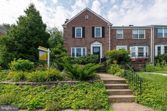 355 Old Trail Road, BALTIMORE, MD 21212 (#MDBC496436) :: The Miller Team