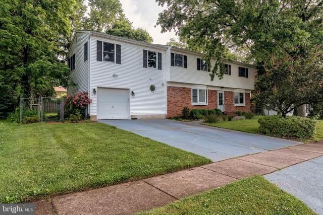 24 Lawnside Drive, LAWRENCE TOWNSHIP, NJ 08648 (#NJME296664) :: John Lesniewski | RE/MAX United Real Estate
