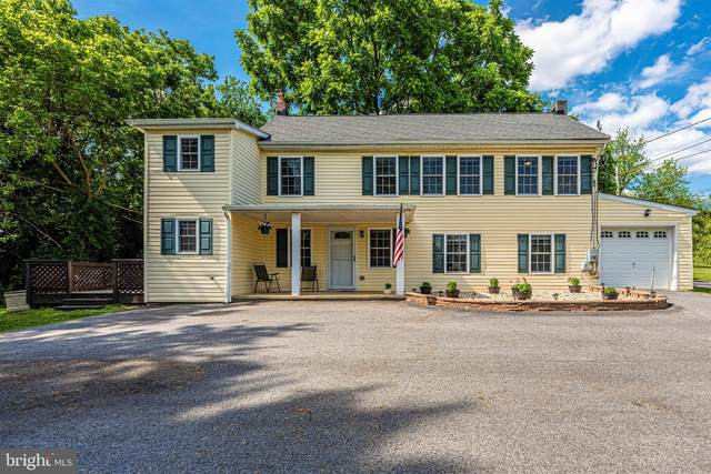 4110 Shady Lane, KNOXVILLE, MD 21758 (#MDFR265500) :: Jim Bass Group of Real Estate Teams, LLC
