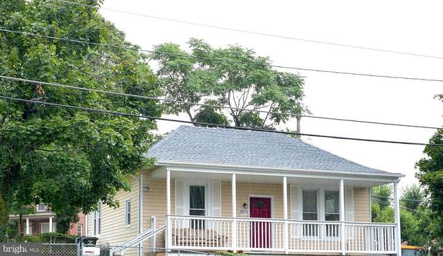 9515 Grant Avenue, MANASSAS, VA 20110 (#VAMN139726) :: RE/MAX Cornerstone Realty
