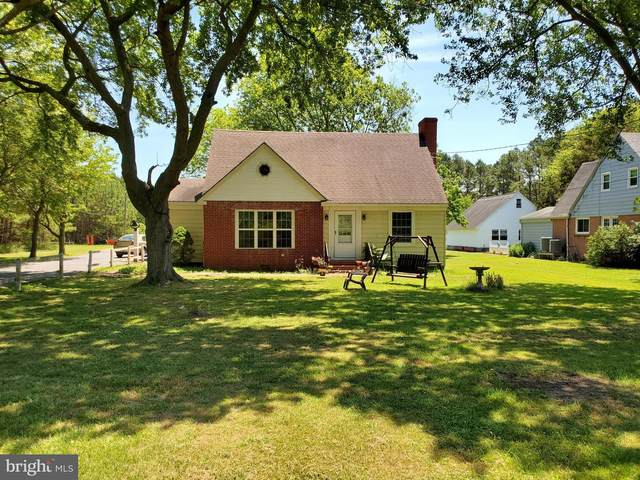26679 Old State Road, CRISFIELD, MD 21817 (#MDSO103608) :: The Riffle Group of Keller Williams Select Realtors