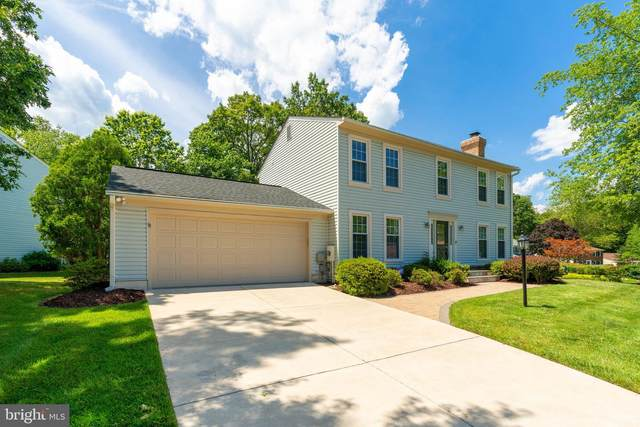 3144 Ironhorse Drive, WOODBRIDGE, VA 22192 (#VAPW496884) :: The Licata Group/Keller Williams Realty