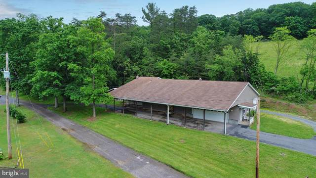 581 Scattered Acres Road, MIFFLIN, PA 17058 (#PAJT100744) :: TeamPete Realty Services, Inc