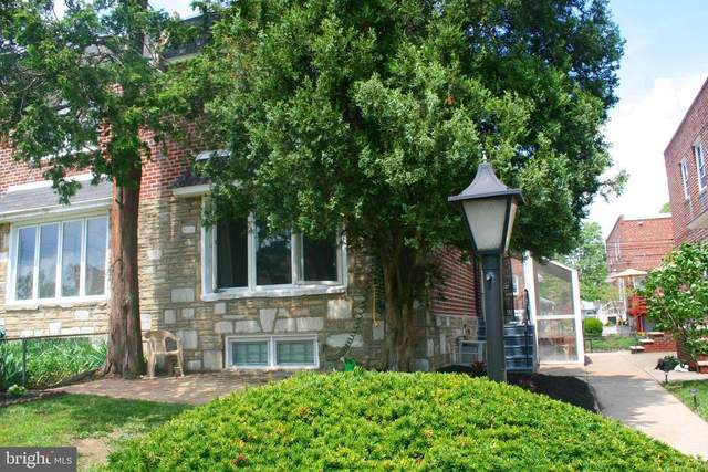 8117 Woolston Avenue, PHILADELPHIA, PA 19150 (#PAPH903000) :: Larson Fine Properties