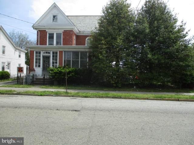 401 N 5TH Street, MILLVILLE, NJ 08332 (MLS #NJCB127186) :: The Sikora Group