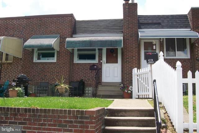 4230 Frost Street, PHILADELPHIA, PA 19136 (#PAPH903076) :: Mortensen Team