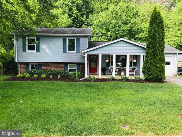 7280 Pommel Drive, SYKESVILLE, MD 21784 (#MDCR197216) :: Charis Realty Group
