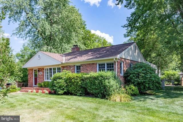 2103 Rossiter Place, ALEXANDRIA, VA 22308 (#VAFX1134012) :: Dart Homes