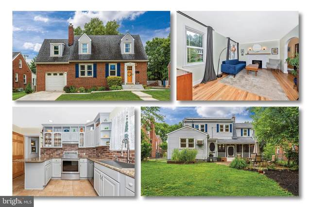 108 W 14TH Street, FREDERICK, MD 21701 (#MDFR265560) :: Network Realty Group