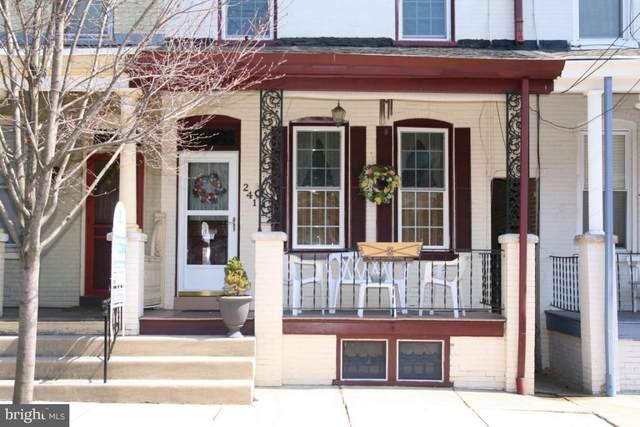 241 Elm Street, LANCASTER, PA 17603 (#PALA164546) :: The Joy Daniels Real Estate Group