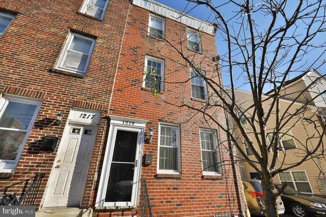 1219 S 16TH Street, PHILADELPHIA, PA 19146 (#PAPH903286) :: The Toll Group