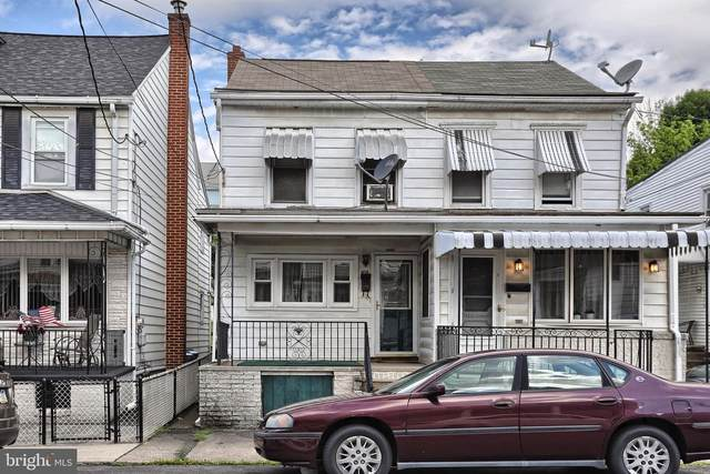 416 N Delaware Avenue, MINERSVILLE, PA 17954 (#PASK131000) :: The Joy Daniels Real Estate Group