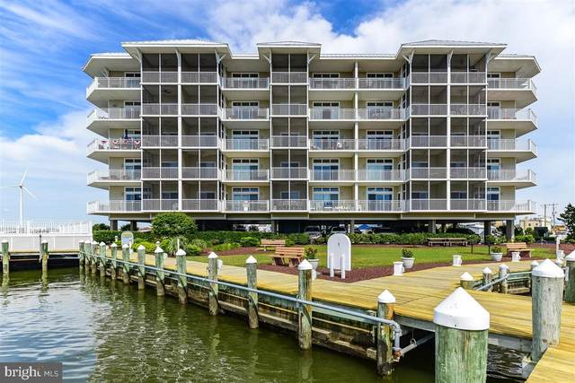 101 Williams Street #103, CRISFIELD, MD 21817 (#MDSO103612) :: SP Home Team
