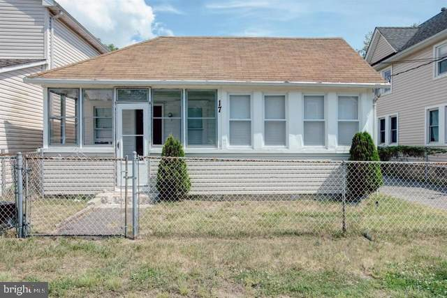 17 W Point Pleasant Avenue, OCEAN GATE, NJ 08740 (#NJOC399028) :: Bob Lucido Team of Keller Williams Integrity