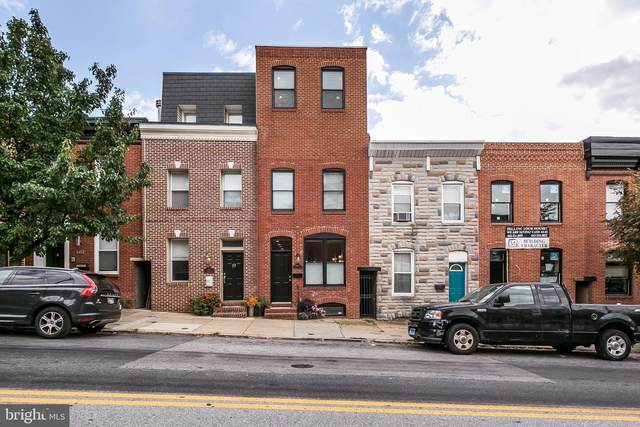 3409 O'donnell Street, BALTIMORE, MD 21224 (#MDBA513132) :: Bob Lucido Team of Keller Williams Integrity