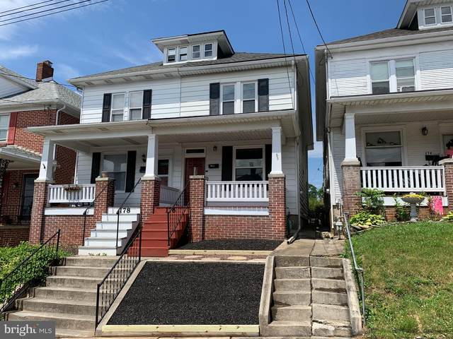 176 S Franklin Street, RED LION, PA 17356 (#PAYK139262) :: The Joy Daniels Real Estate Group