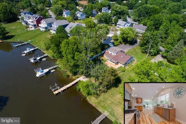 3610 S River Terrace, EDGEWATER, MD 21037 (#MDAA436864) :: Bob Lucido Team of Keller Williams Integrity