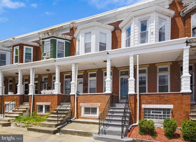 1610 Ruxton Avenue, BALTIMORE, MD 21216 (#MDBA513178) :: The Sky Group