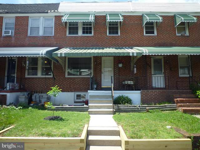 4320 Newport Avenue, BALTIMORE, MD 21211 (#MDBA513206) :: Larson Fine Properties