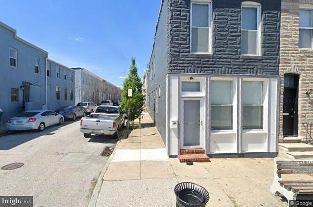 2522 E Fayette Street, BALTIMORE, MD 21224 (#MDBA513212) :: The Dailey Group