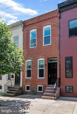 3042 Keswick Road, BALTIMORE, MD 21211 (#MDBA513216) :: Larson Fine Properties