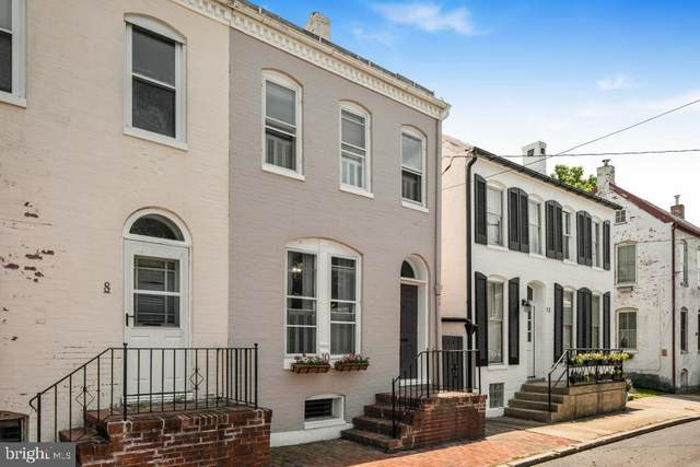 10 S Jefferson Street, FREDERICK, MD 21701 (#MDFR265654) :: Network Realty Group