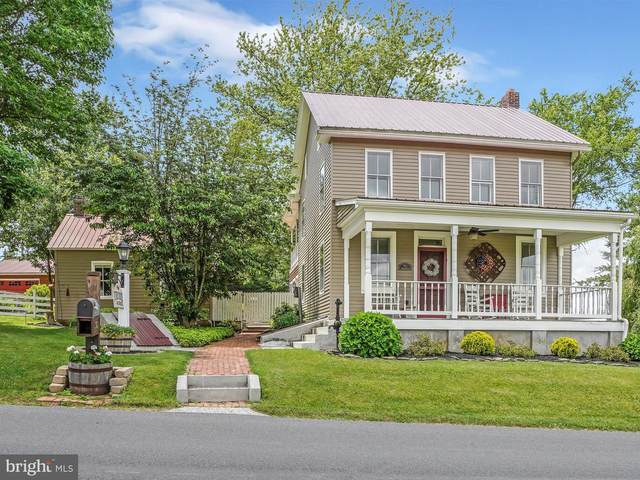 90 Yoe Drive, RED LION, PA 17356 (#PAYK139308) :: The Heather Neidlinger Team With Berkshire Hathaway HomeServices Homesale Realty