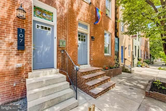 107 S Washington Street, BALTIMORE, MD 21231 (#MDBA513244) :: SURE Sales Group