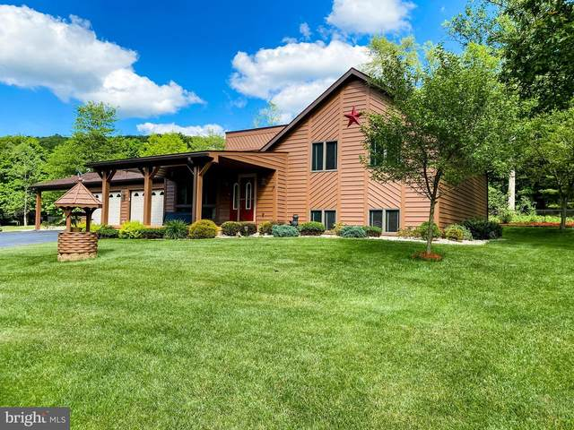 11804 Cypress Court, FROSTBURG, MD 21532 (#MDAL134448) :: The Licata Group/Keller Williams Realty